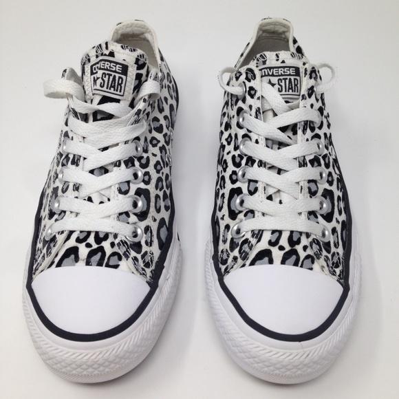 Converse All Star Unisex Snow Leopard